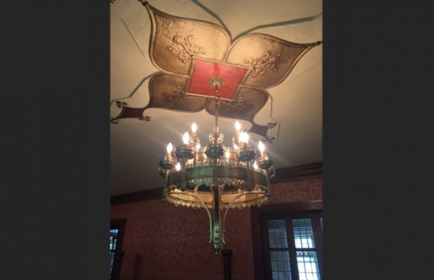 Antique Chandelier Repaired, Restored and Cleaned