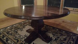 handcrafted custom wooden furniture and tables