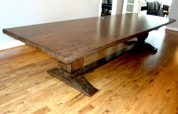 Custom Made Dining Table Solid Makory