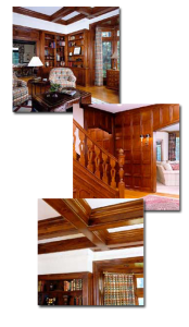On-Site Millwork Restoration