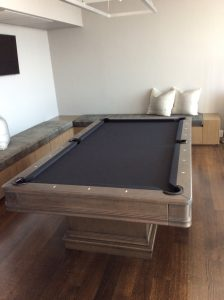 Billard Tables and Pool Tables Refinished